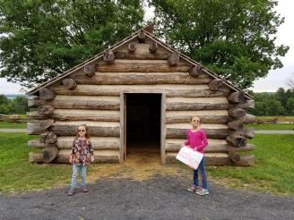 Encampment Huts